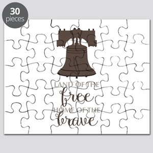 Land Of Free Puzzle