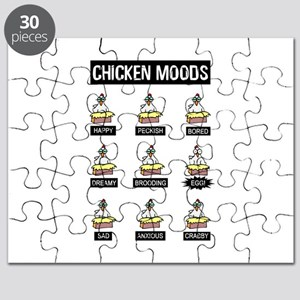 Chicken Moods Puzzle