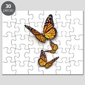 Monarch Butterlies Puzzle