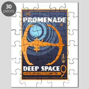 The Promenade at DS9 Puzzle