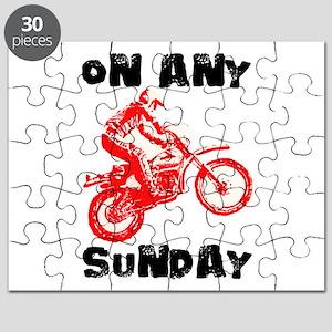 ON ANY SUNDAY Puzzle
