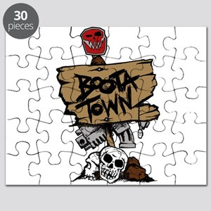 Boota Town Puzzle