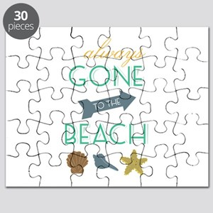 To The Beach Puzzle