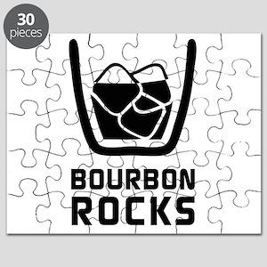 Bourbon Rocks Puzzle
