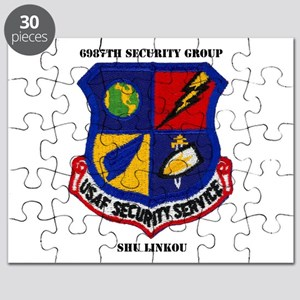 6987TH SECURITY GROUP Puzzle