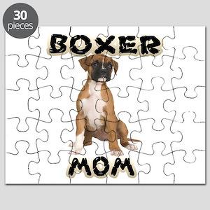 Boxer Mom Puzzle