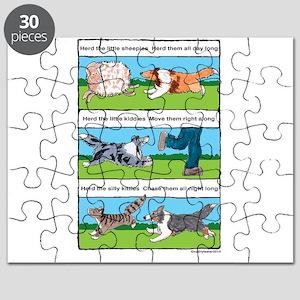 Herd Sheepies Puzzle