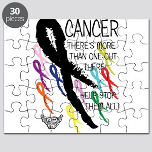 Cancer more than one Puzzle