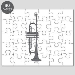 Upright Trumpet Puzzle
