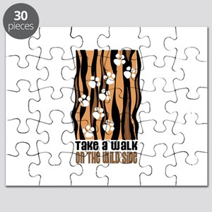 Take A Walk On The Wild Side Puzzle