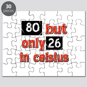 80 year old designs Puzzle