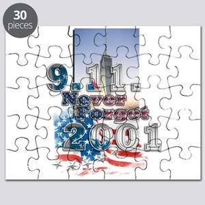 Never Forget: Puzzle