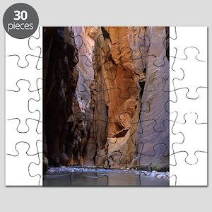 Zion Ntional Park Puzzle