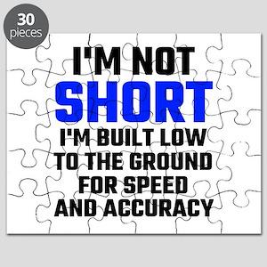 Im Not Short Puzzle