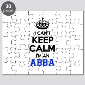 I cant keep calm Im ABBA Puzzle