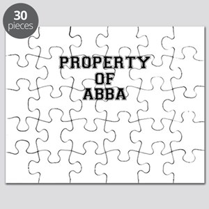 Property of ABBA Puzzle