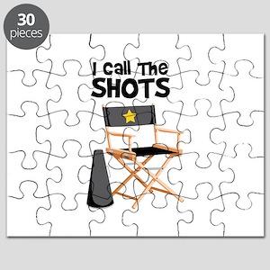 I Call the Shots Puzzle