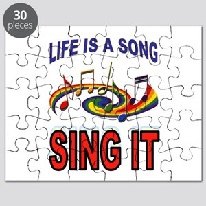SONG OF LIFE Puzzle