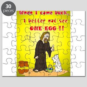 Jesus vs Easter Puzzle