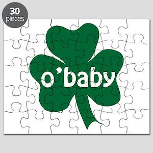 O'Baby Shamrock Puzzle