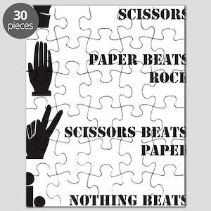 Rock Paper Scissors Blowjob Puzzle