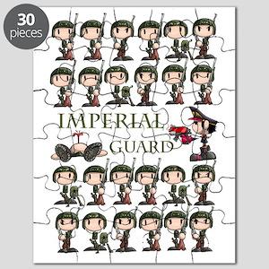 Imperial guar Puzzle