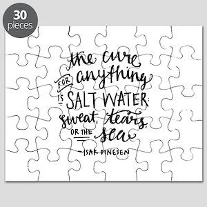 Salt Water Cure Puzzle