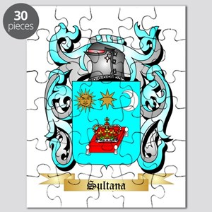 Sultana Puzzle