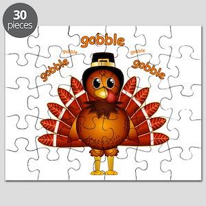 Gobble Gobble Turkey Puzzle