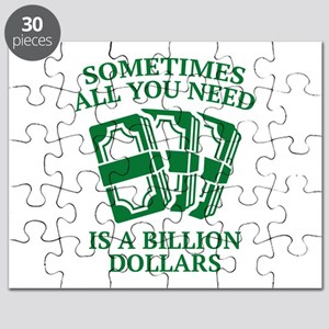 A Billion Dollars Puzzle