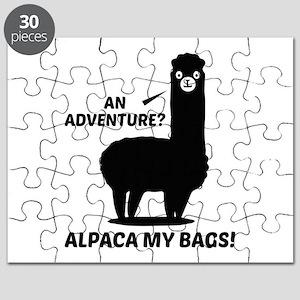 Alpaca My Bags Puzzle