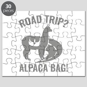 Road Trip? Puzzle