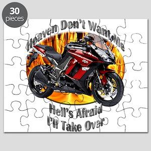 Kawasaki Ninja 1000 Puzzle