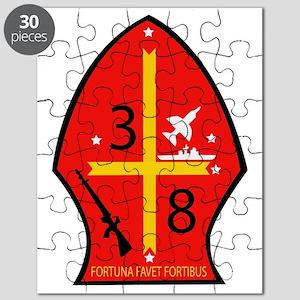 SSI-3RD  BATTALION-8TH MARINE RGT Puzzle