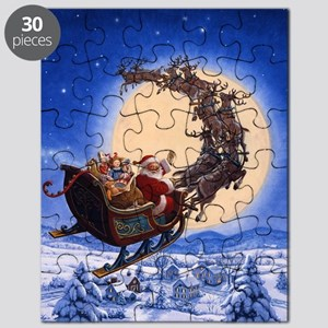 Merry Christmas to All_POSTER Puzzle