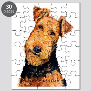 Airedale Terrier Puzzle