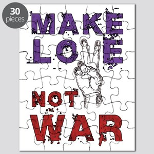 Make Love not War Puzzle