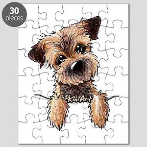 Pocket Border Terrier Puzzle