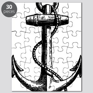 AnchorBlack Puzzle