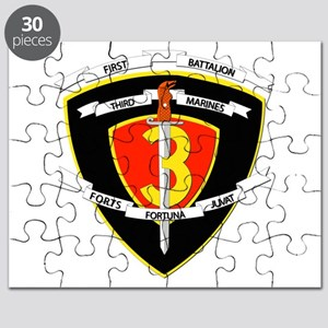 SSI - 1st Battalion - 3rd Marines Puzzle