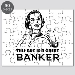 Gifts for Bankers. *BEST SELLER* Puzzle
