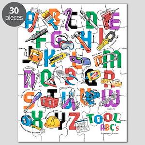 ABC Tools RGB Puzzle