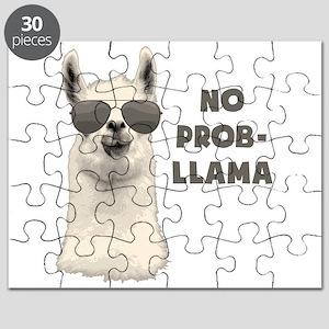 No Problem Llama Puzzle