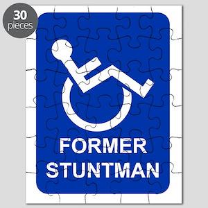 Former Stuntman Puzzle