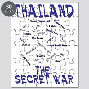 THAILAND SECRET WAR Puzzle