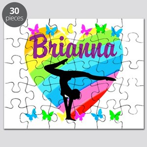 PERSONALIZE GYMNAST Puzzle
