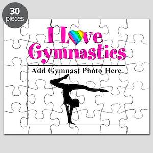 GYMNAST LOVE Puzzle