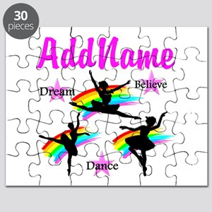DANCER DREAMS Puzzle