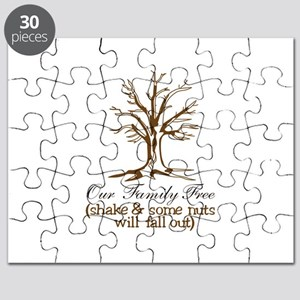 Our Family Tree Puzzle