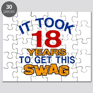 It Took 18 Years To Get This Swag Puzzle